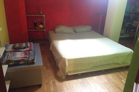 Habitación y desayuno en duplex acogedor. - Villaquilambre