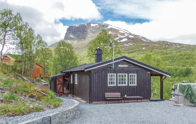 Holiday cottage with 3 bedrooms on 65 m² in Vang i Valdres