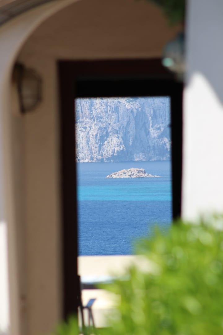 Capo Coda Cavallo the best sea view Villaggio EST