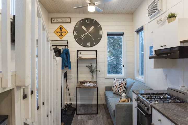 Tiny homes Dog Friendly by Snow Valley Lodging