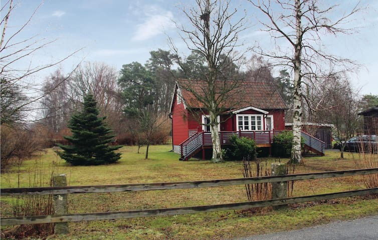 Holiday cottage with 3 bedrooms on 70m² in Sölvesborg