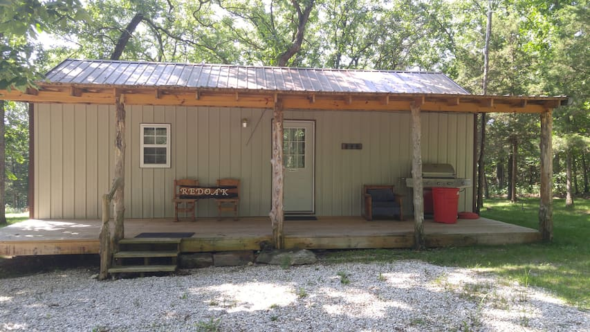 RA Cabins - Red Oak
