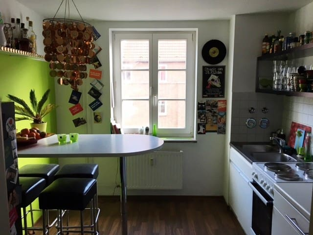 Cozy apartment 15min away from City, Alster & Park - Hamburgo - Apto. en complejo residencial
