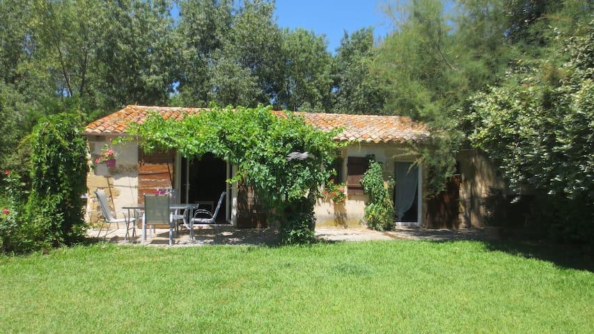 MAS EN PROVENCE - Istres - Natur lodge