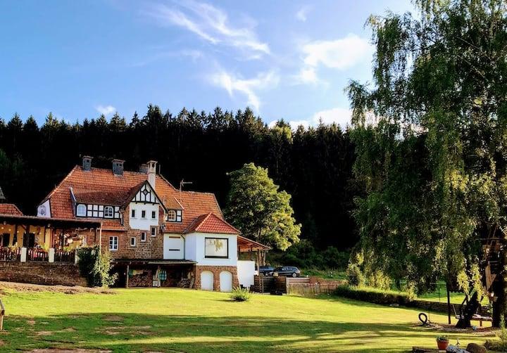 Gutsherrenhaus Hof Grindelborn