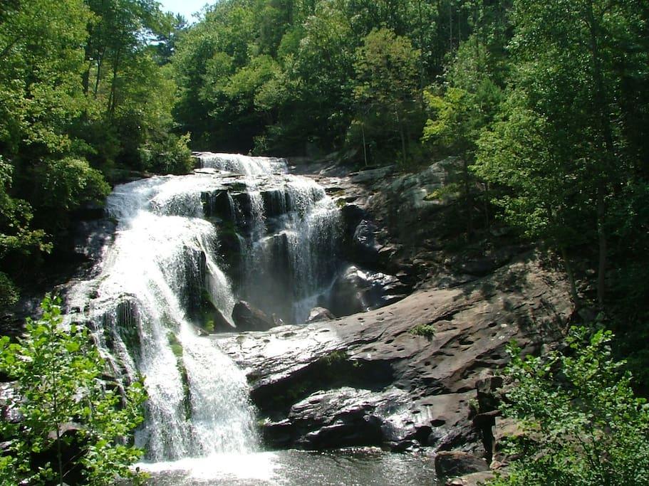 Bald River Falls, Tellico Plains, TN