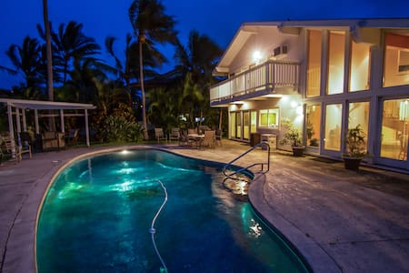 Honolulu Waterfront Luxury Villa - Honolulu