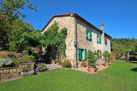 Le Ciocche - Piteglio - Huis
