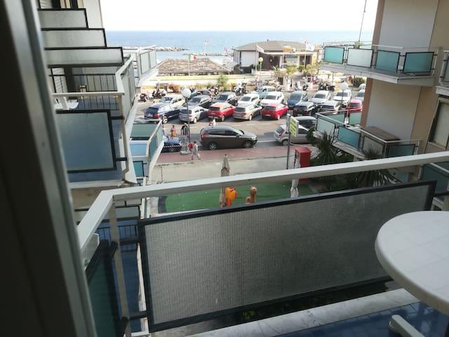 Appartamento Corallo in riva al mare