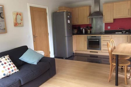 Beautiful 2 bed 2 bathroom Flat - Cardiff - Wohnung