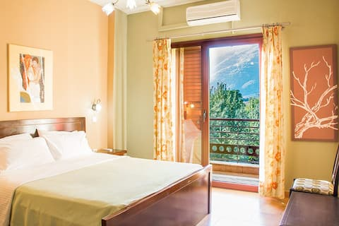 Double Room • Mountain view