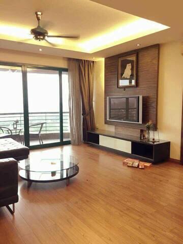 Resort Style Luxury Bedroom near JB Sentral - Masai - Apartment