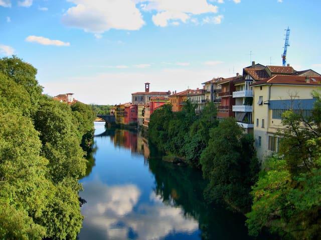 Moderno e spazioso tricolore tra Bergamo e Milano - Ponte San Pietro - Wohnung
