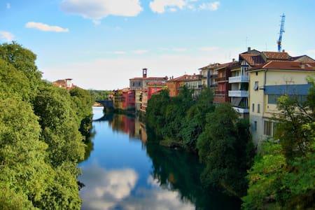 Moderno e spazioso tricolore tra Bergamo e Milano - Ponte San Pietro