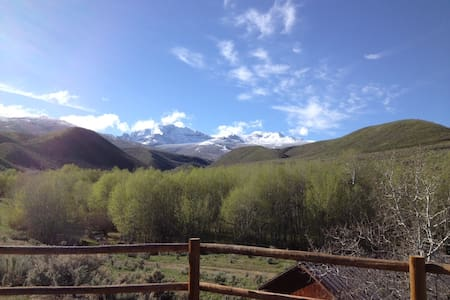 Hole in the Mountain Place - Elko County - Chalet