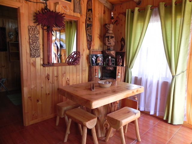 Cabaña Mapuche