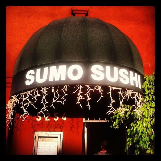 Sumo Sushi adlı yerin fotoğrafı