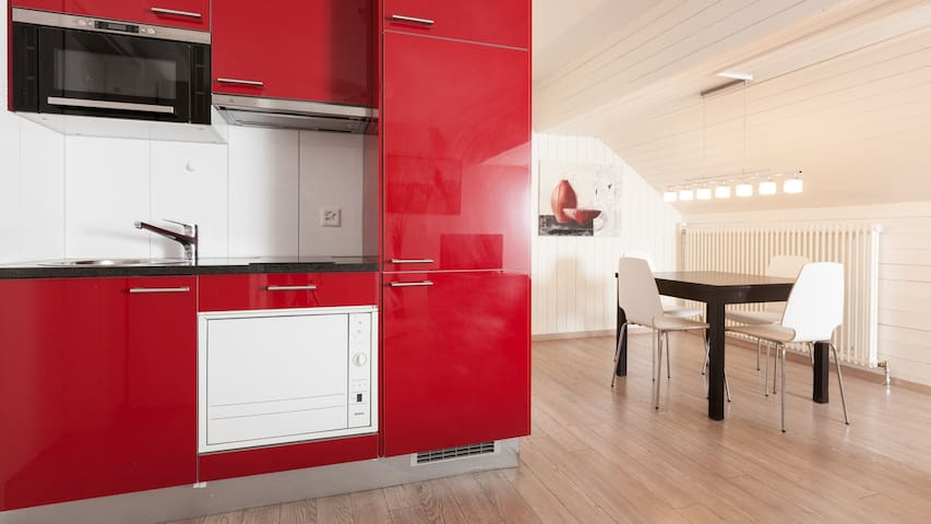 Swiss Star Marc Aurel - 1 bedroom apartment