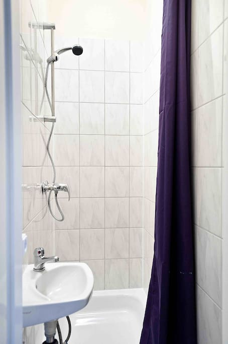Shower (separate)