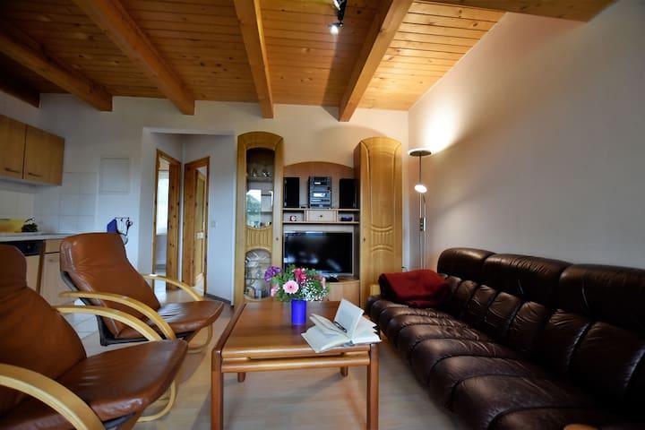 Spacious Apartment in Boddin near Baltic Sea