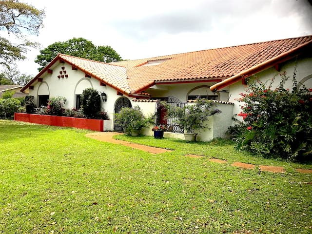 Casa Blanca - Sunny Florida Mansion