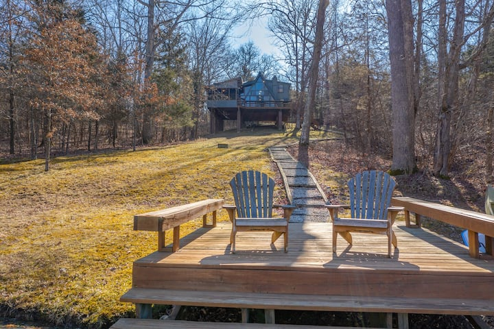 NEW! The Turnberry Treehouse by Innsbrook Vacations