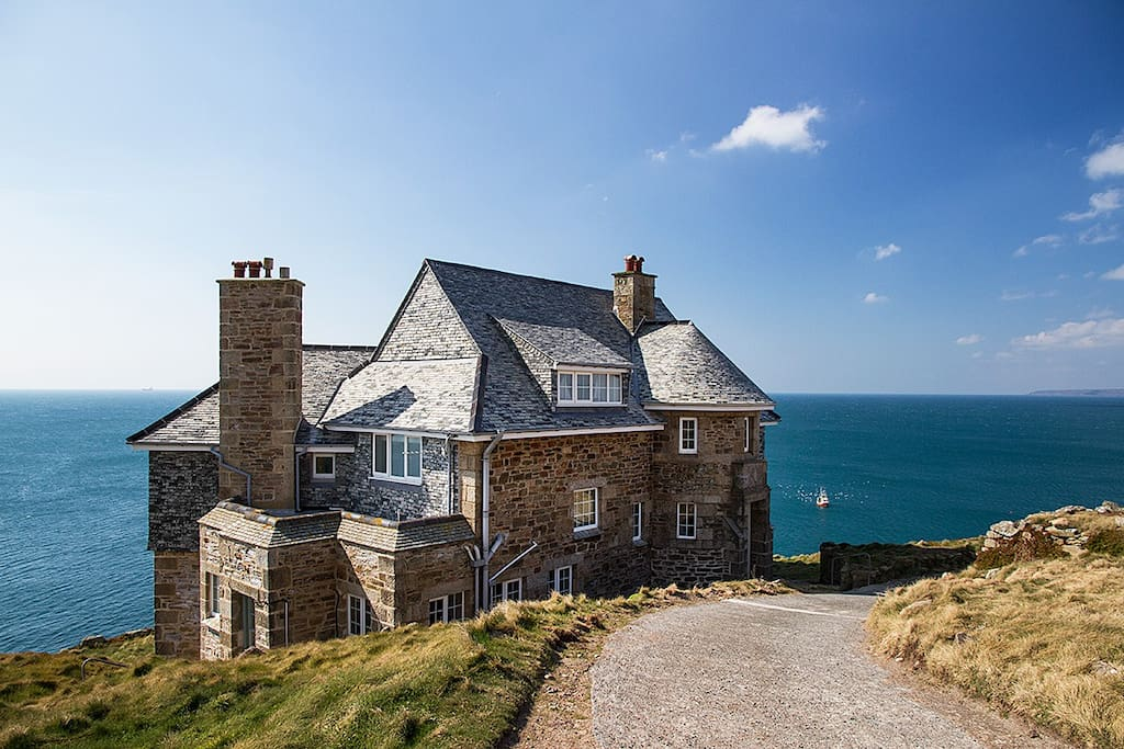 Rinsey Head Houses For Rent In Cornwall United Kingdom