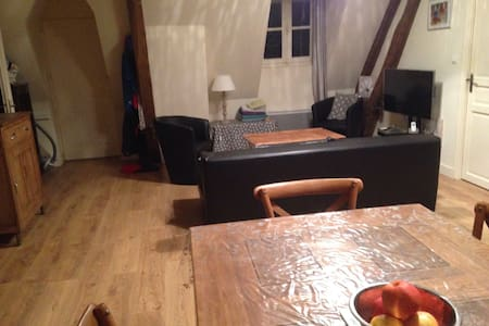 110m2, 3 chbres - Chartres - Apartment