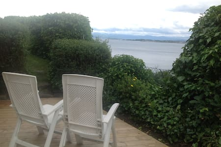 1 bedroom apartment with seaview nearby Stavanger - Randaberg - Apartment