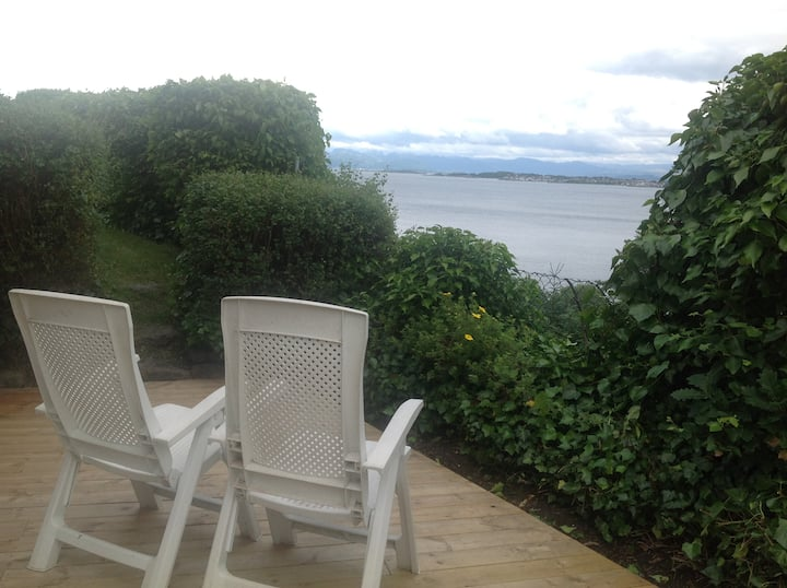 1 bedroom apartment with seaview nearby Stavanger