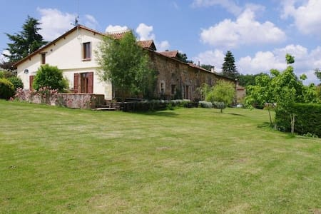 Luxury 16th Century Dordogne Farmhouse - Sourzac - 独立屋