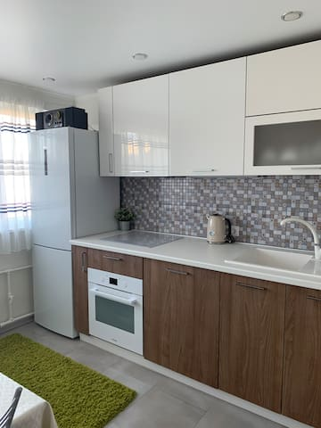 Уютная квартира с замечательным видом