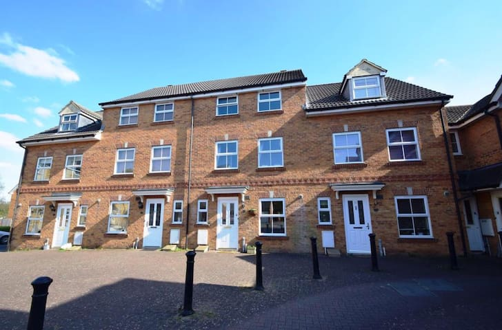 3 Bed Terraced Townhouse in Central Bradley Stoke