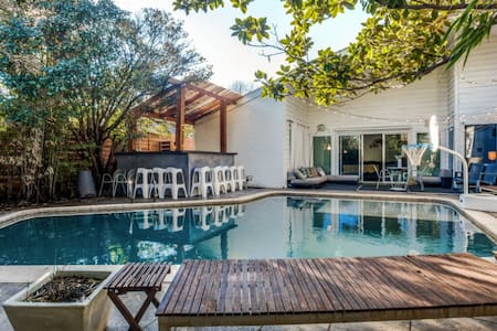 UT Dallas Family Home - 8 beds - 达拉斯 - 独立屋