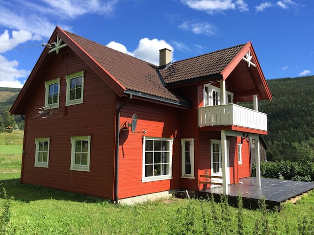 Entire home for long term rent near Vinstra