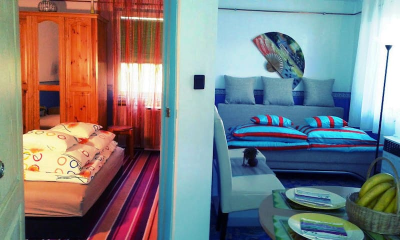 4szemére családi bungalowBLUE - Cserszegtomaj - Apartment