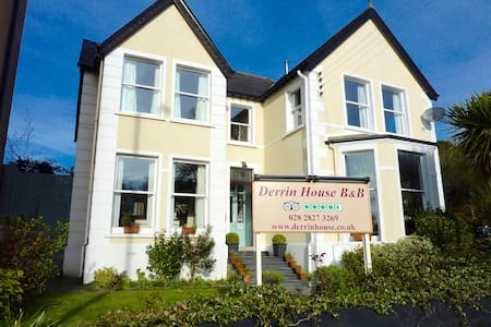 Derrin Guest House B&B - Larne - Bed & Breakfast