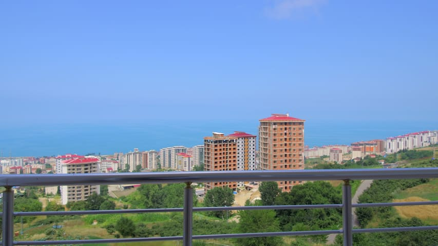 Furnished apartment in Trabzon- VIP 1+1