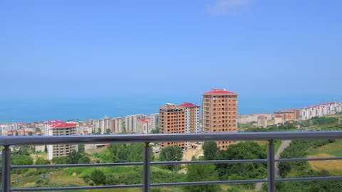 YAFA Furnished apartment in Trabzon- VIP 1+1