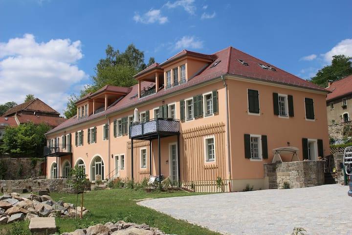 Ferienwohnung Kapplermühle