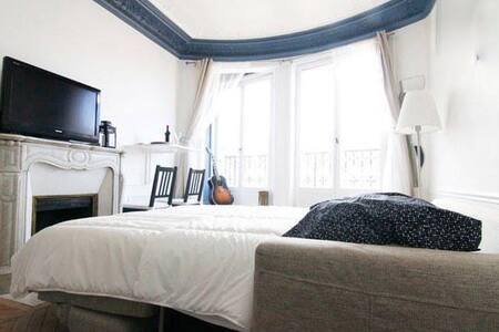 Joli Studio Quartier Latin - Paris - Wohnung