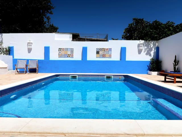 Casa do Limoeiro: Amazing House in Montes de Alvor