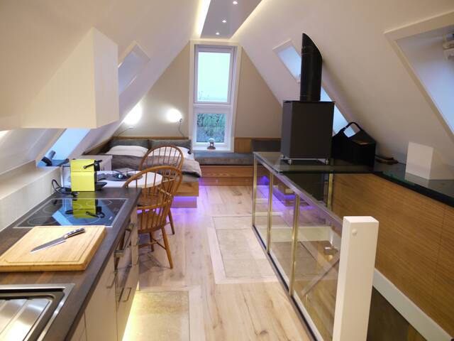 Appartement Willms Living Sky - Sylt-Ost - Apartamento