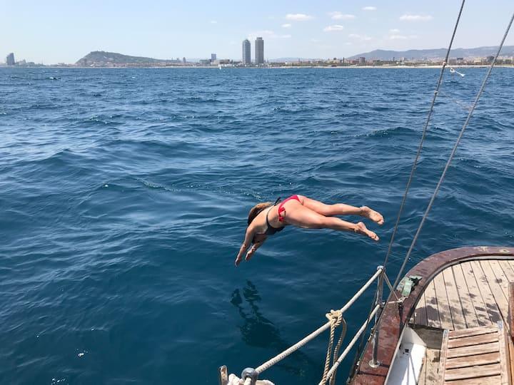 Private swimming
