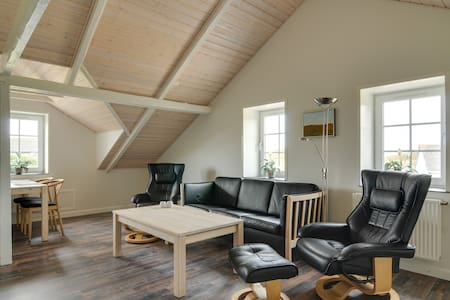 Lyse lejligheder på Mandø fri WIFI - Ribe