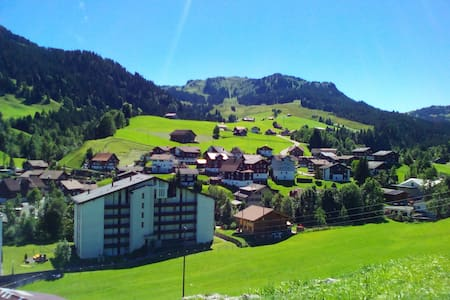 Charming apartment in the Alps - Oberiberg