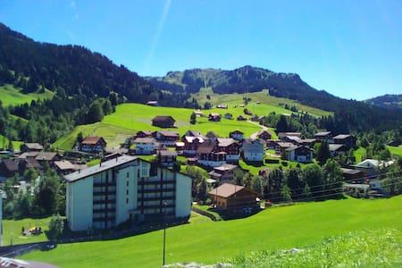 Gemütliche Ferienwohnung in Oberiberg - Oberiberg - Lakás