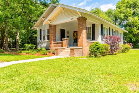 Bungalow Home in Historic District - Mobile - House