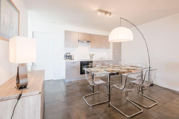 T3 entièrement rénové pleine vue mer - Baden - Apartment