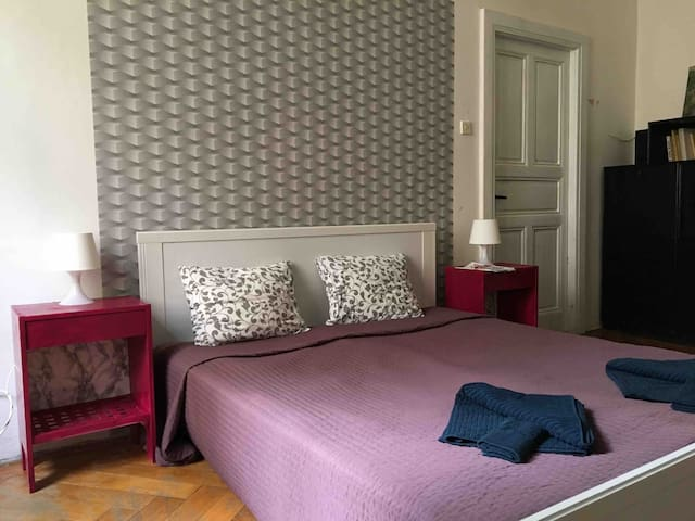 Bright BOHEMIAN<CENTER OF PRAGUE! PERFECT LOCATION